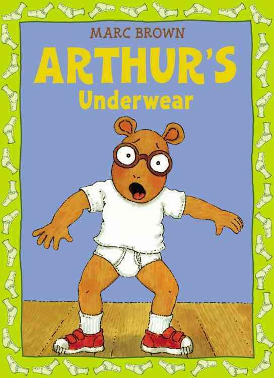 Arthur's Underwear By Brown, Marc Tolon